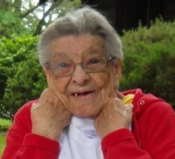 Lavina from Marshalltown turns 90!