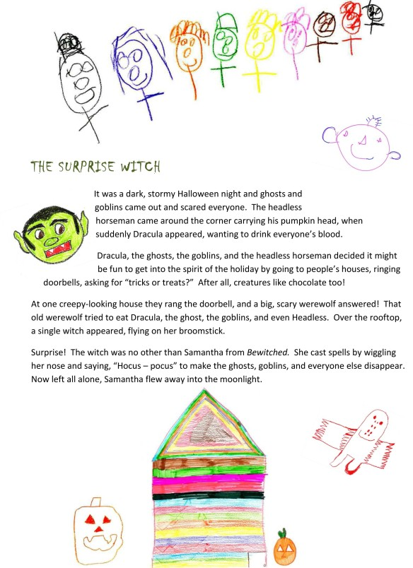 Microsoft Word - Halloween Story 1